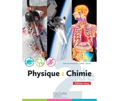 Physique-Chimie 2de grand format