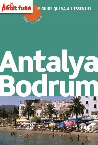 Antalya-carnet de voyage petit fute 2014