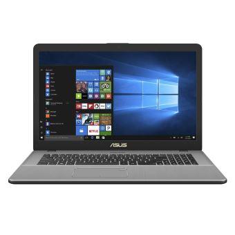 """Ordinateur Portable Asus VivoBook Pro N705FD-GC117T 17"""" 512Go SSD 16Go RAM Core I7-8565U GTX1050 2Go Gris"""
