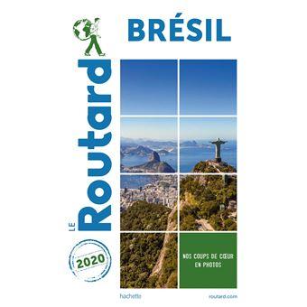 Guide Du Routard Bresil 2020 Broche Collectif Achat Livre Ou Ebook Fnac