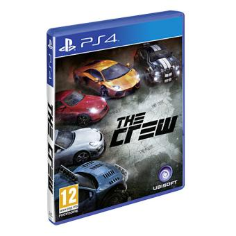 the crew ps4 sur playstation 4 jeux vid o achat prix fnac. Black Bedroom Furniture Sets. Home Design Ideas