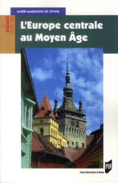 Europe centrale au moyen age