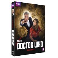 Coffret Doctor Who Intégrale de la Saison 8 DVD
