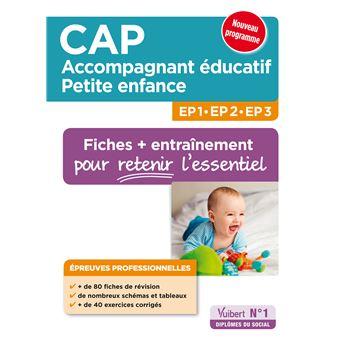 Cap Accompagnant Educatif Petite Enfance Ep1 Ep2 Et Ep3