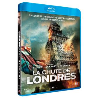 La chute de Londres Blu-ray