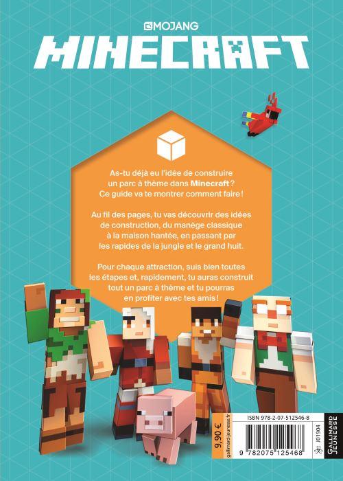 Minecraft Construis Un Parc à Thème