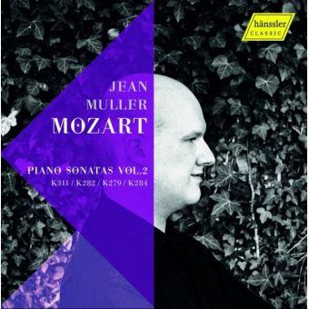 MOZART SONATAS VOL.2