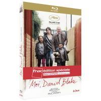 Moi, Daniel Blake Edition spéciale Fnac Blu-ray