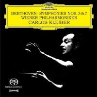 Symphonies no.5 & 7 -sacd