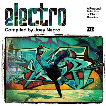 ELECTRO COMPILED BY JOEY NEGRO/2LP
