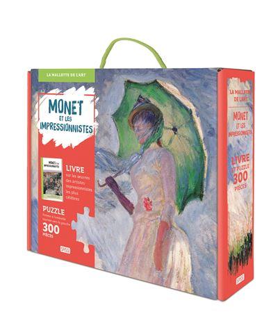 La malette d'art - Monet et les impressionnistes