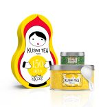 KUSM Coffret Kusmi Tea Doll Les Essentiels BB Detox 125 g avec...
