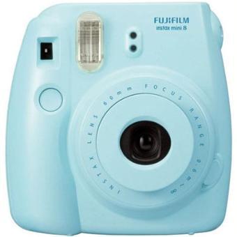 fujifilm instax mini 8 bleu appareil photo instantan achat prix fnac. Black Bedroom Furniture Sets. Home Design Ideas