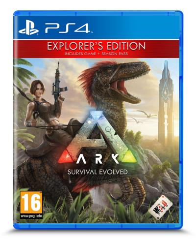 ARK Survival Evolved Explorer's Edition PS4