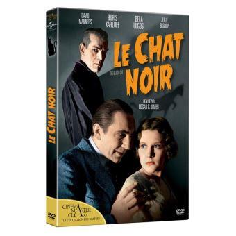Le Chat noir DVD