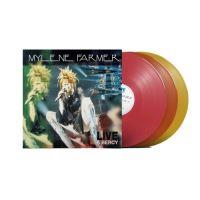Live à Bercy Edition Limitée Vinyle coloré