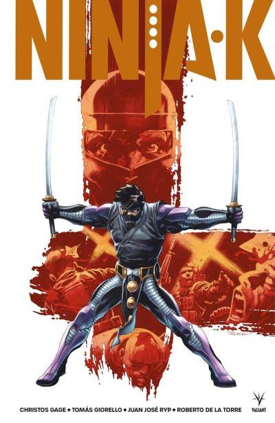 Ninja-K - 9782375781418 - 17,99 €