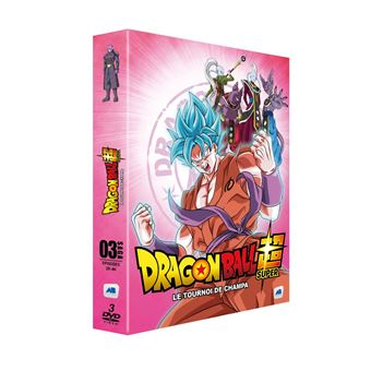 Dragon Ball SuperDragon Ball Super Saga 3 DVD