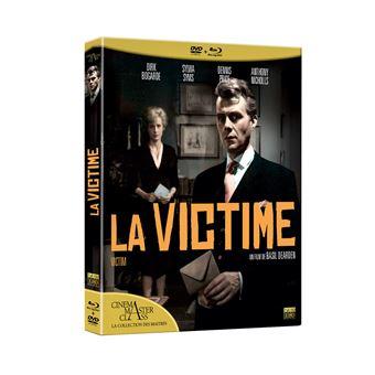 La Victime Combo Blu-ray DVD