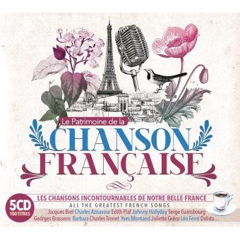 Patrimoine de la chanson francaise