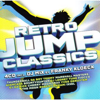 Retro jump classics/4CD
