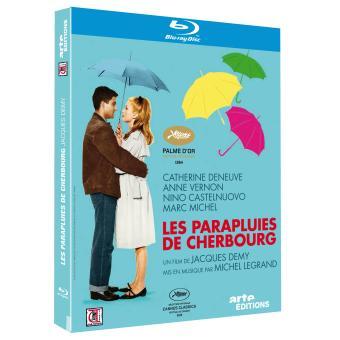 Les Parapluies de Cherbourg Blu-Ray Edition du 50ème Anniversaire