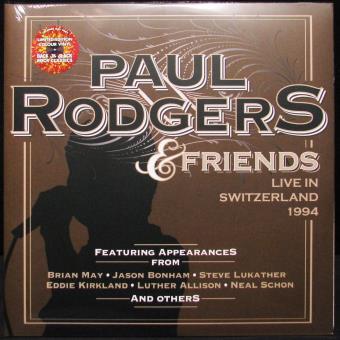 Live in Switzerland - 2 LP