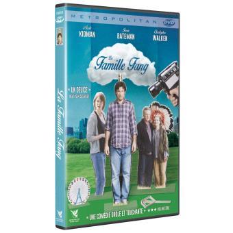 La Famille Fang DVD