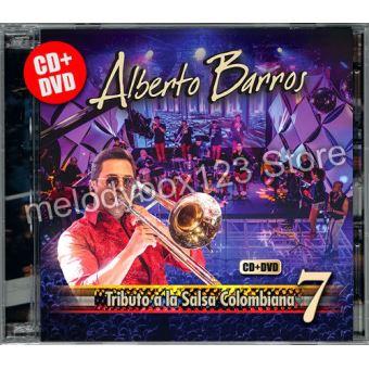 Tributo A La Salsa Colombiana 7 Inclus DVD