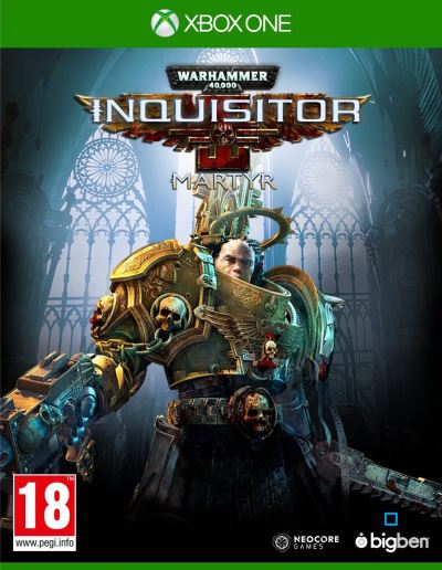Warhammer 40.000 Inquisitor Martyr Xbox One