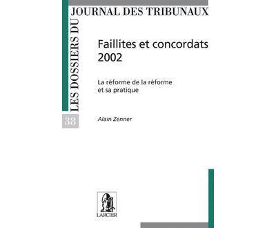 Faillites et concordats/djt38
