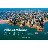 L'Ile-et-Vilaine vue du ciel