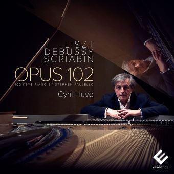 Opus 102 Keys Piano by Stephen Paulello