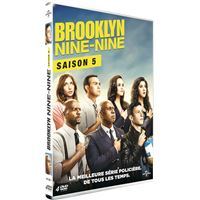 Brooklyn Nine-Nine Saison 5 DVD