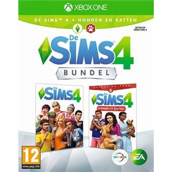LES SIMS 4 COLLECTION NL XONE