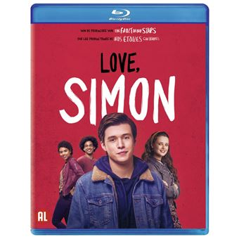Love, simon-BIL-BLURAY