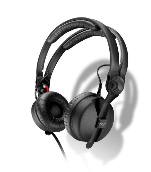 Casque audio Hi Fi Sennheiser HD25-1-II