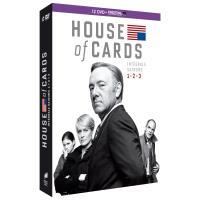 House Of Cards - Seizoen 1-3 DVD-Box