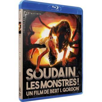 Soudain les monstres Blu-ray
