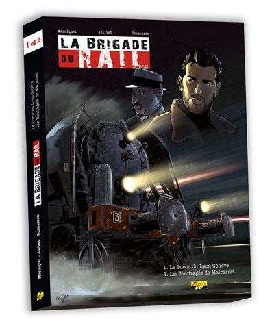 La brigade du rail
