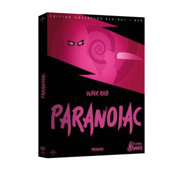 Paranoïaque Edition Collector Combo Blu-ray DVD
