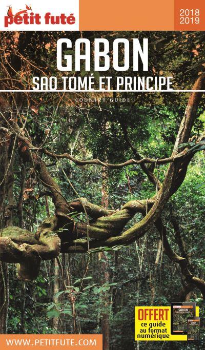 Gabon - sao tome et principe 2018-2019 petit fute + offre num