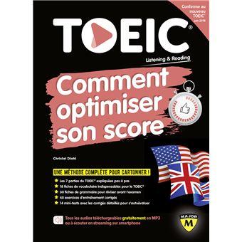 Le New TOEIC Comment optimiser son score