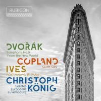 DVORAK SYMPHONY NO. 9 FROM THE NEW
