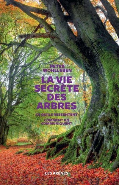 """Résultat de recherche d'images pour """"la vie secrète des arbres"""""""