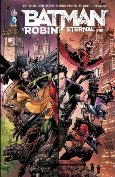 Batman & Robin Eternal - Tome 1 - 9791026841456 - 14,99 €