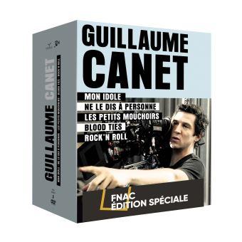Guillaume canet/edition fnac/coffret
