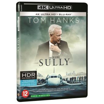 Sully Blu-ray 4K Ultra HD