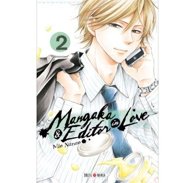 Mangaka & editor in love
