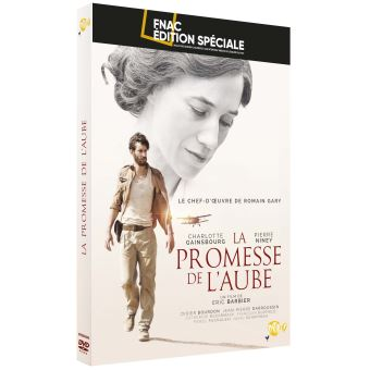 La Promesse de l'aube Edition Fnac DVD